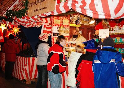 Christkindlmarket Chicago vendor Christmas Market Christkindlmarkt