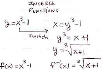 Math Topics, Problem Solutions and Teaching Ideas: INVERSE