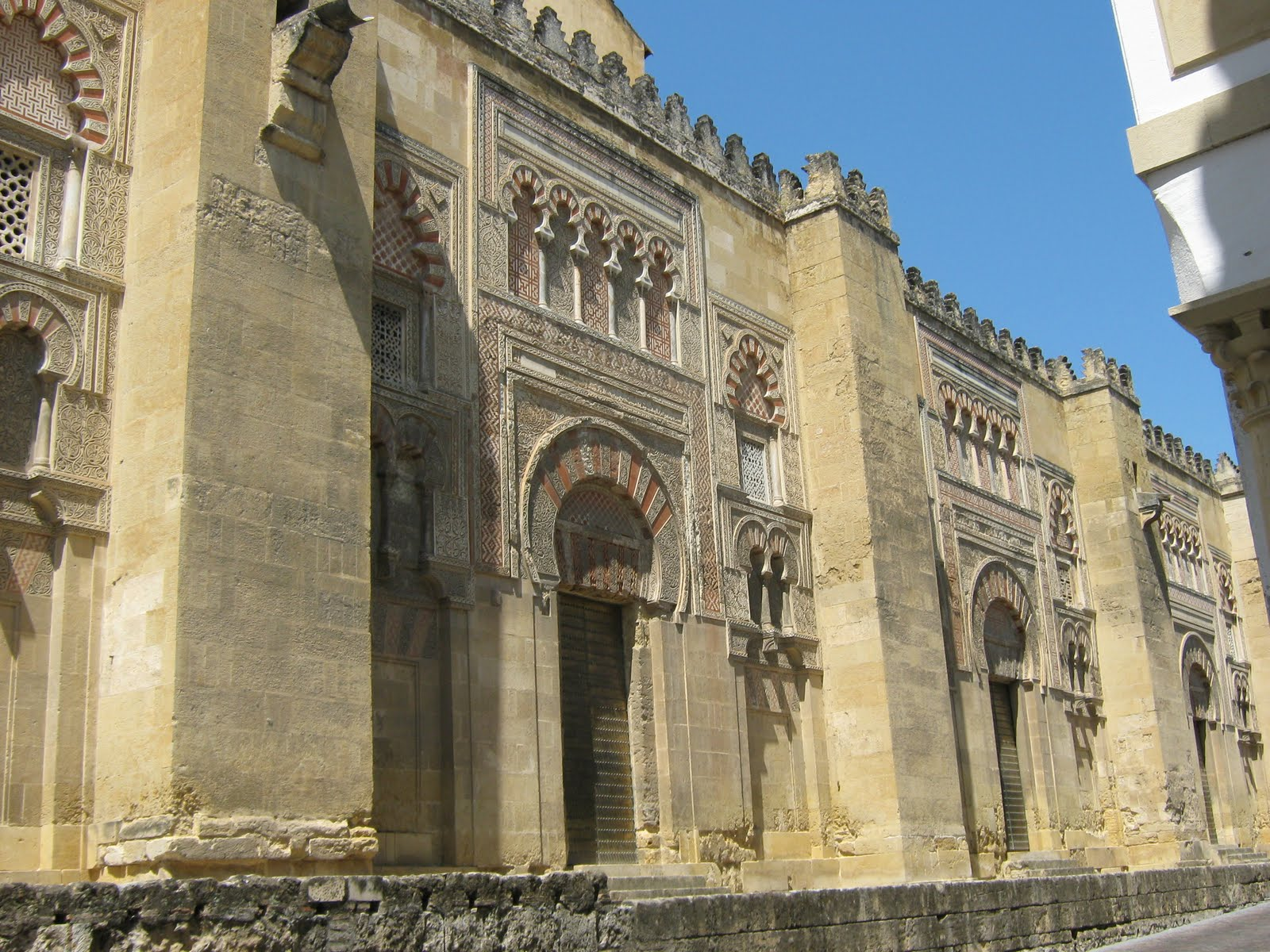 Calipso la mezquita de c rdoba for Exterior mezquita de cordoba