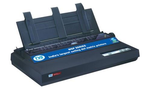 Tvs msp series printer