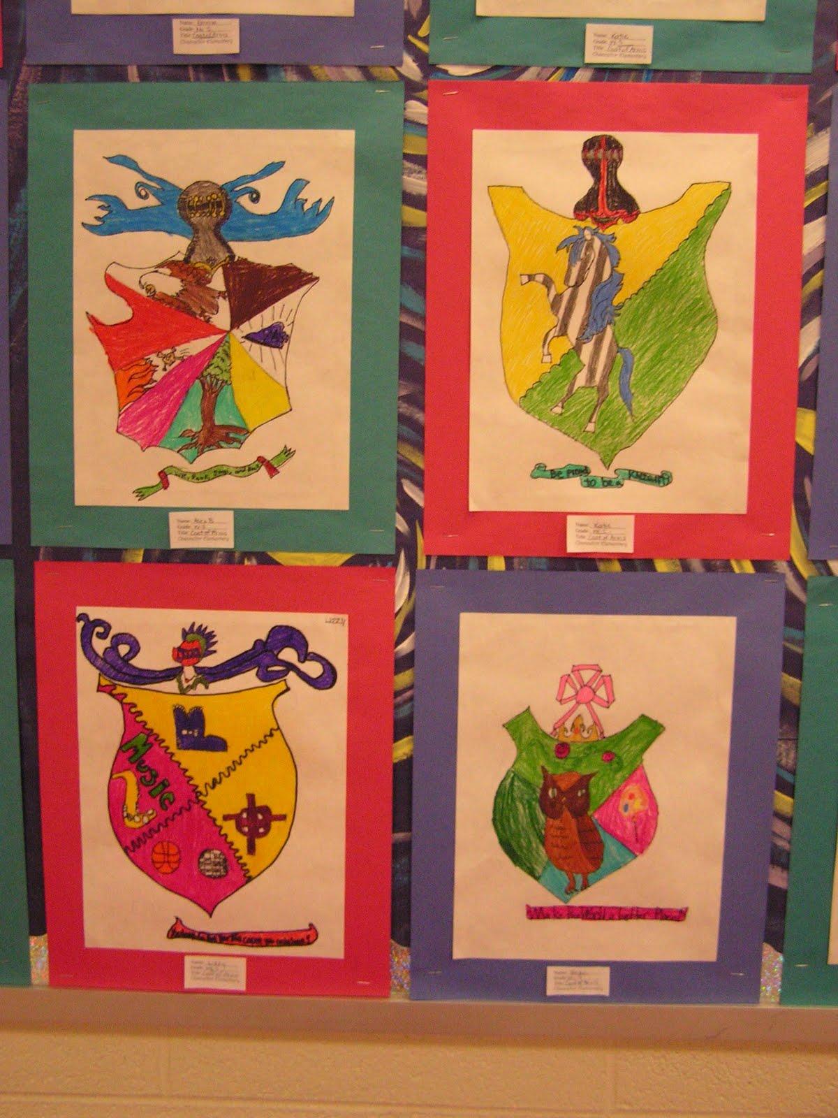 Art Dish Coat Of Arms