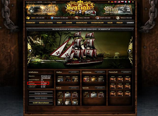 Seafight Quests