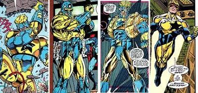 ¿Quien es quien? DC Comics: BOOSTER GOLD / SUPERNOVA I