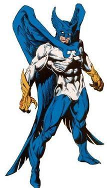 191 Quien Es Quien Dc Comics Blue Jay