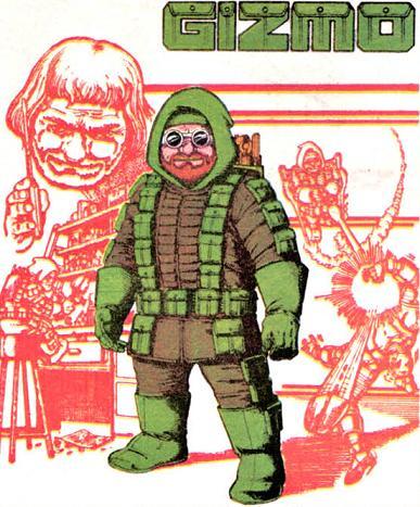 Quien Es Quien Dc Comics Gizmo I