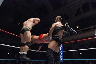 Beefcakes of Wrestling: Breaking Brandon T  Beefcakes of Wr...