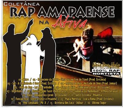 Amapá RAP - Vol. 1 (2007)