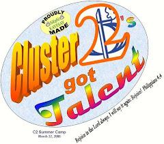 CLUSTER 2 - 2008 SUMMER CAMP