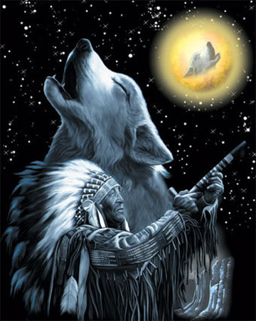 blood moon meaning in native american - photo #13