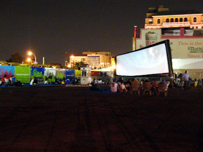 Outdoor Movies in Madison, Wisconsin