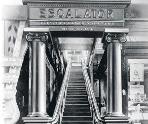 Escalator History | RM.