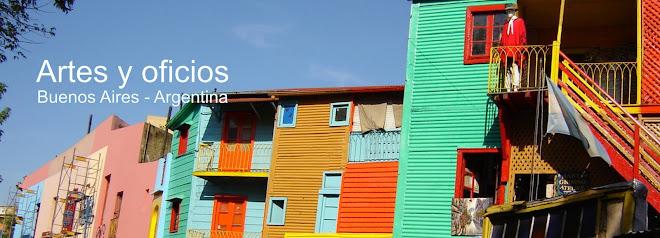 Artes y oficios de Buenos Aires