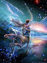 El Cielo Abre Su Espacio Para Que Desde Él, Sus Estrellas Muestren A Mi Signo Junto Con Mi Amada