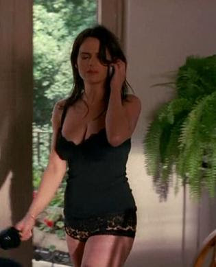 Carla Gugino In Entourage