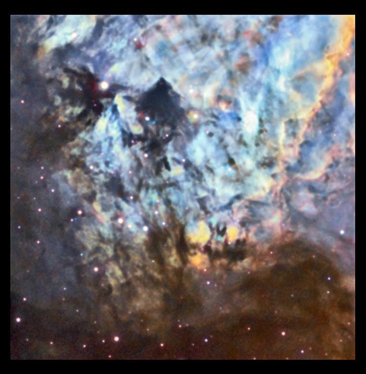Multiwavelength Messier