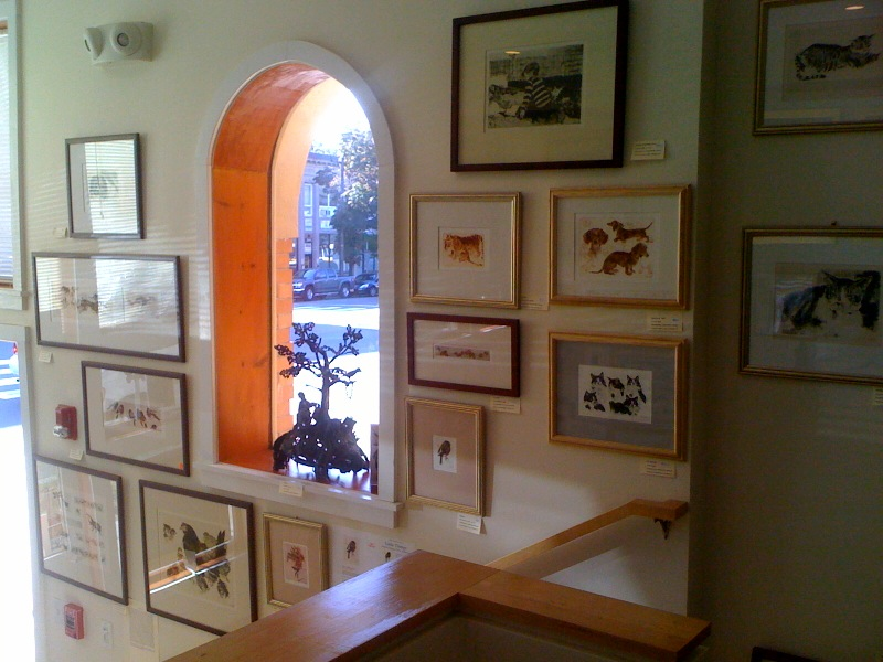 Teen Art Gallery Opening Reception 106