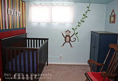 How To Fence Off Part Of Room For Baby