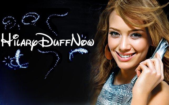 HILARY DUFF NOW 1.0
