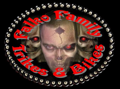Nos couleurs.. La Falko Family ..