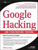 images Livro Google Hacking para Testes de Invasao