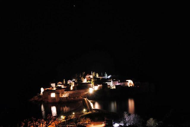 Остров Свети Стефан