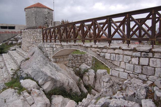 Крепость в Никшиче