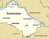 ASIA: China and Turkmen energy
