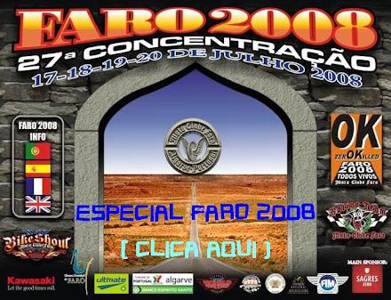 ESPECIAL FARO 2008