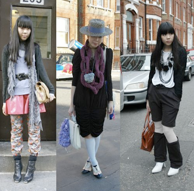Today I'm taking a look inside the eclectic fashion choices of Susie Lau aka Style Bubble.