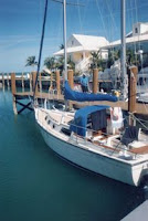 Fort Lauderdale to Bahamas Sailing Trip: The Marina at Old Bahama Bay Resort & Yacht Harbour