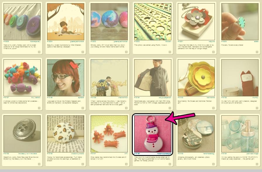 Were on CraftGawker.com YAY! ~ Happy Tags Blog
