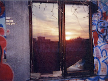 Sunset from St Laurent rooftop, 2003