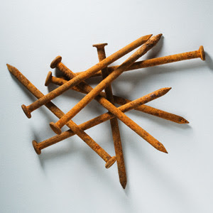 what is in a rusty nail