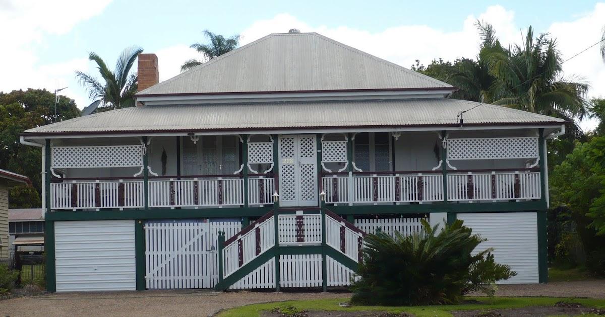Helsie S Happenings Old Queenslanders
