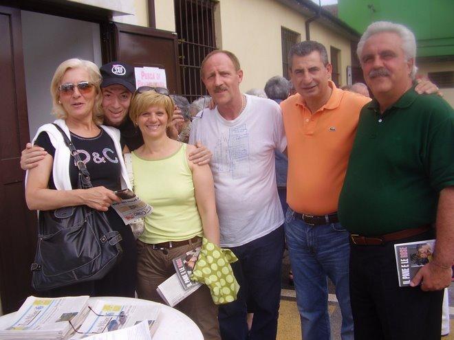Amici e ballerini.. Camillo, Antonietta ...
