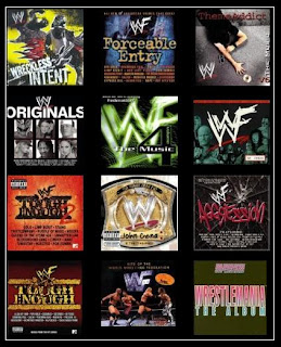 WWE Music and Theme Songs