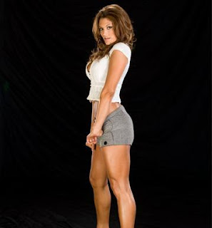 2007 WWE Diva Eve Torres