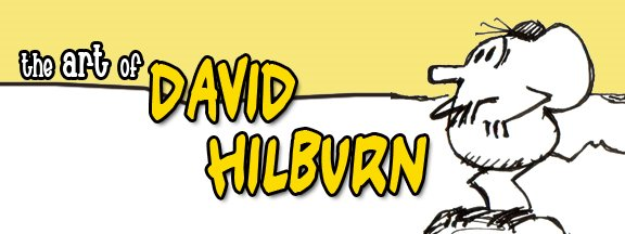 the art of David Hilburn