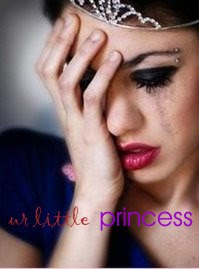 princess dont cry!