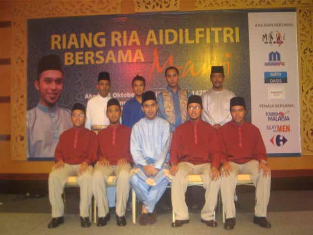 Riang Ria Bersama Mawi