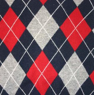 Pattern / Argyle Sweater :: COLOURlovers – Color Trends + Palettes