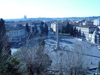 Piazza del Popolo, Roma]