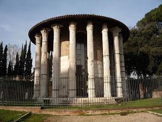 hercules grande - Templo de Hercules, Foro Boario