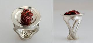 amore cieco - Genial arte-design italiano de Luisa Bruni