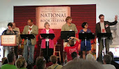 NCBLA at 2010 National Book Festival