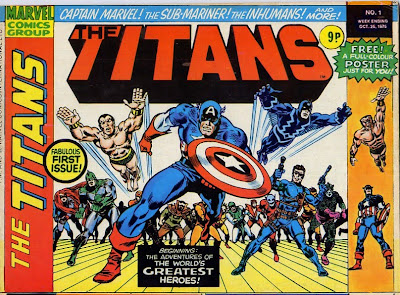 marvel comics buy uk