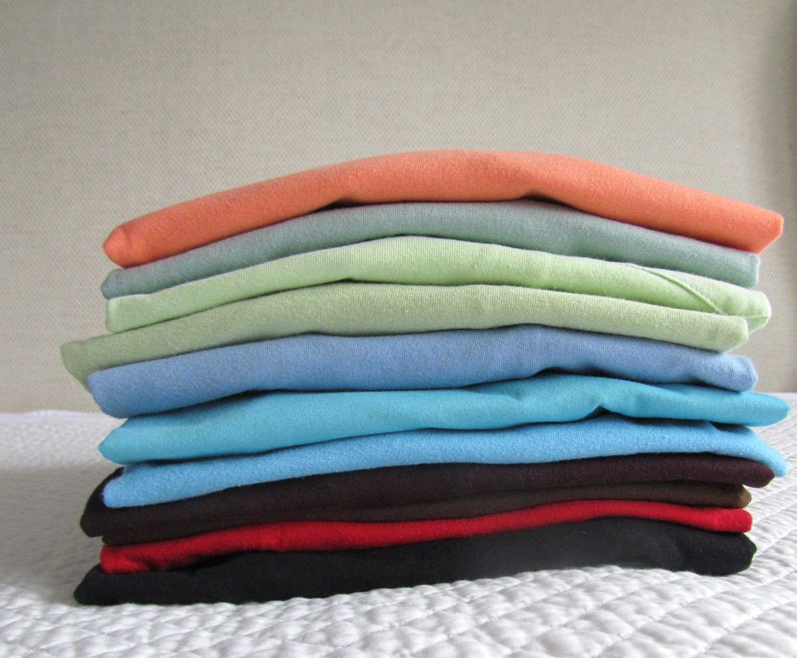 Organizing Shirts In Closet Acanthus And Acorn Tuesday Tip