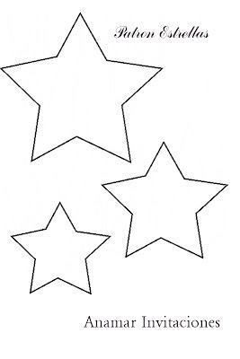 de estrella este patron que les dejo de varios tamanos para quien
