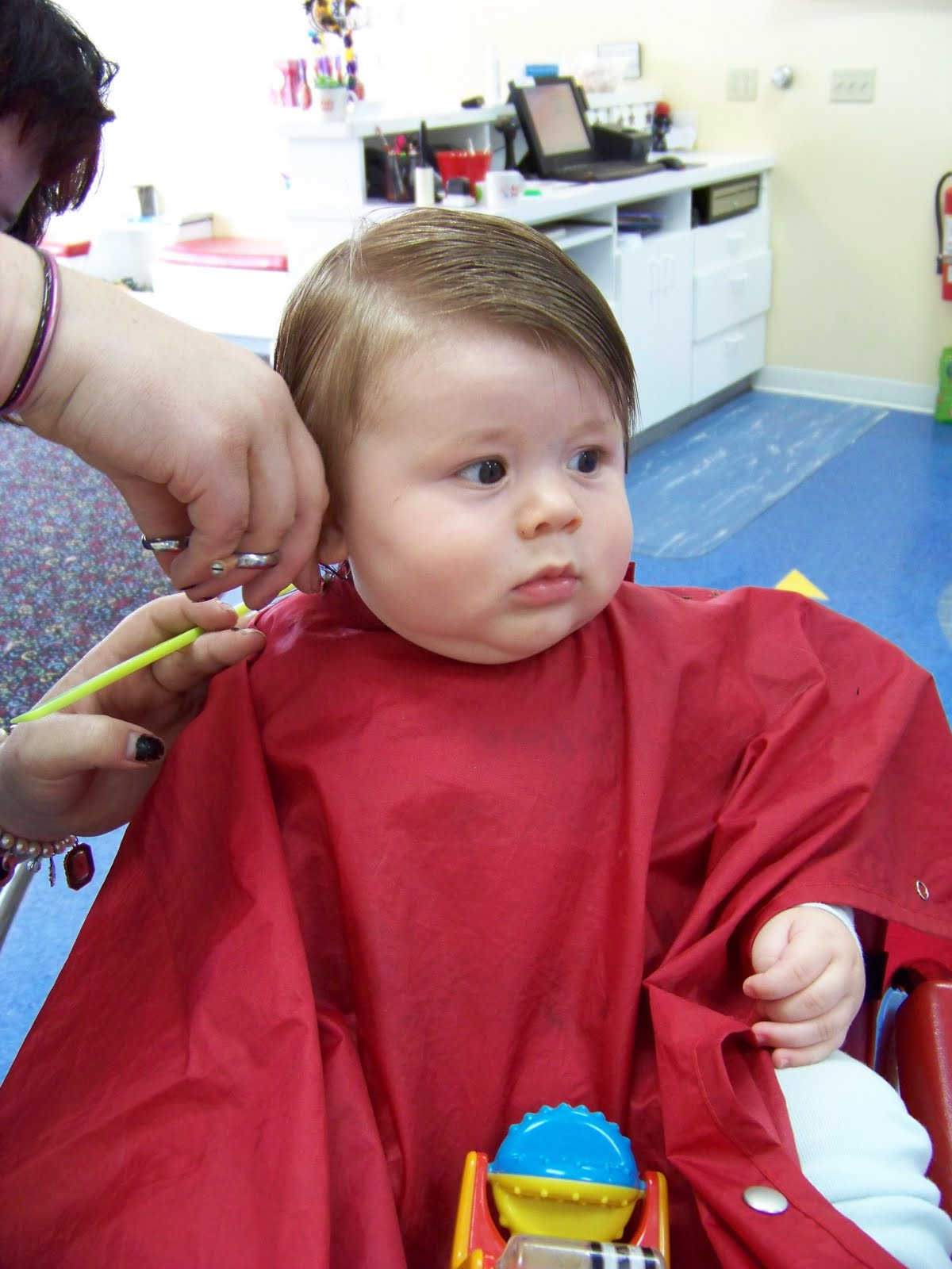 48+ top style haircut style for 1 year old boy