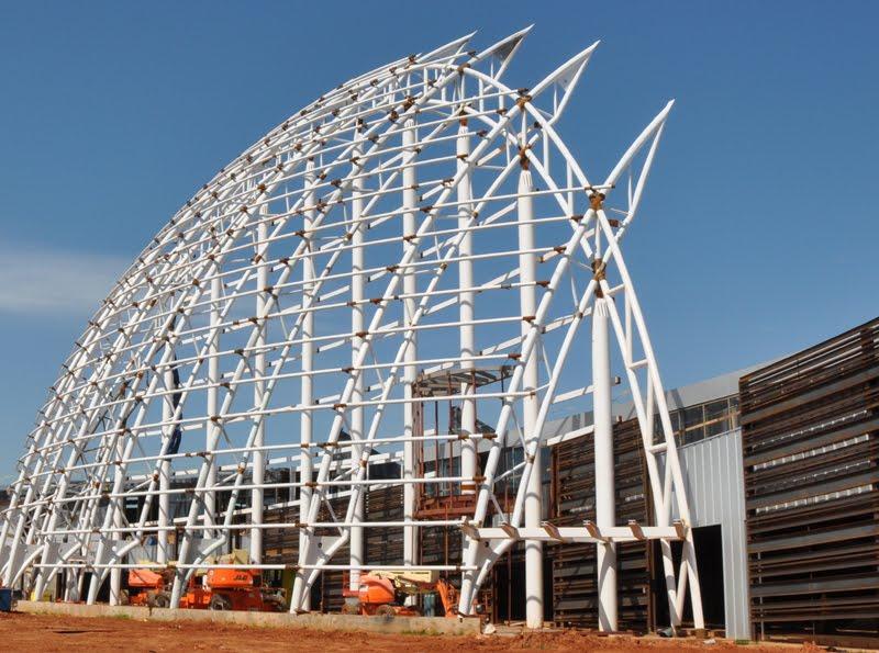 Steel: The EnviroMetal: Steel Helping Build Oklahoma City ...